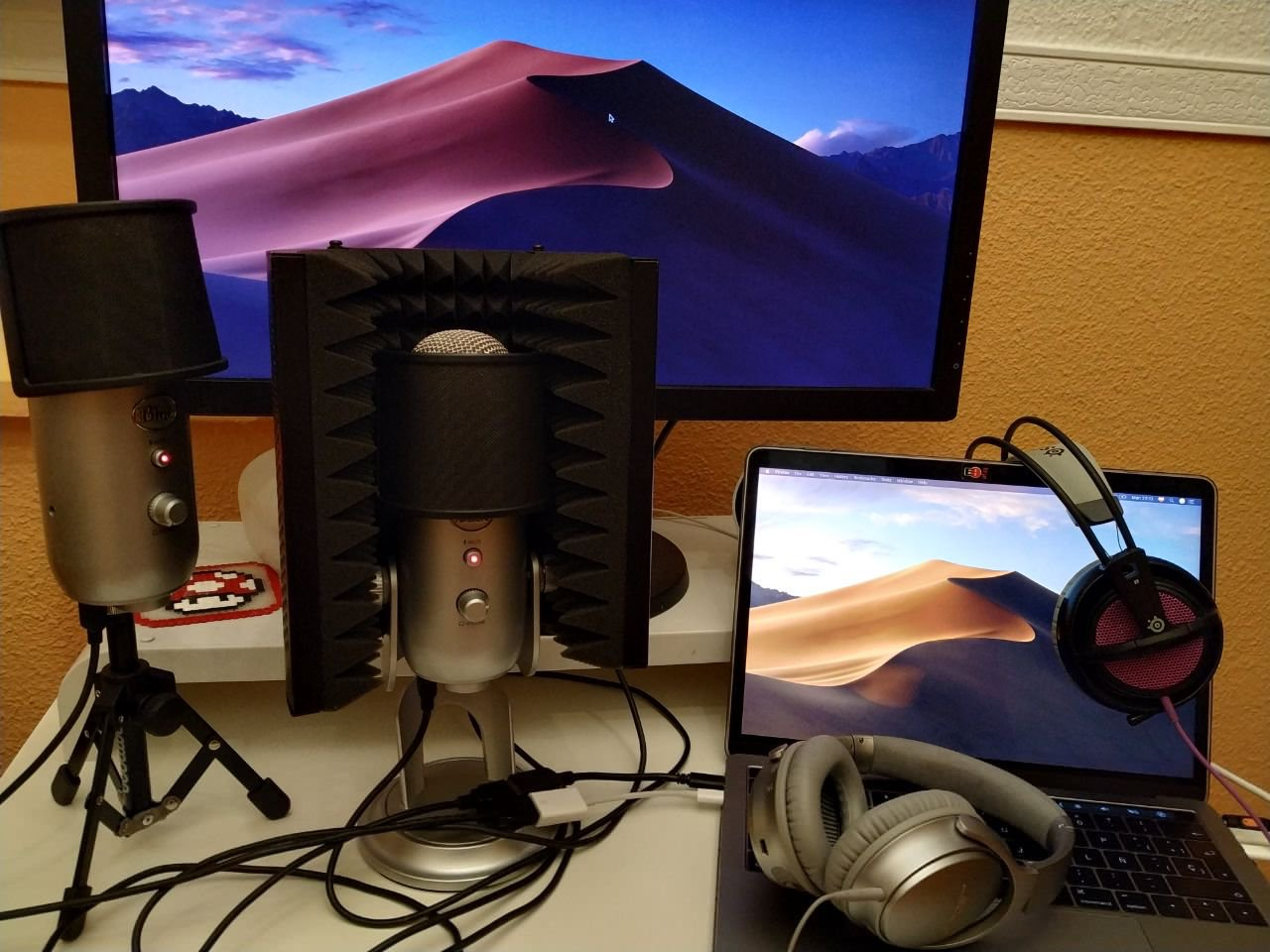 podcast hardware